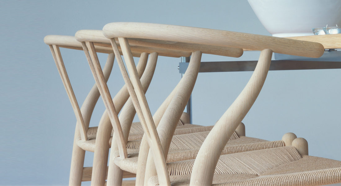 CH24 WISHBONE Chair, Oak Soap – Natural