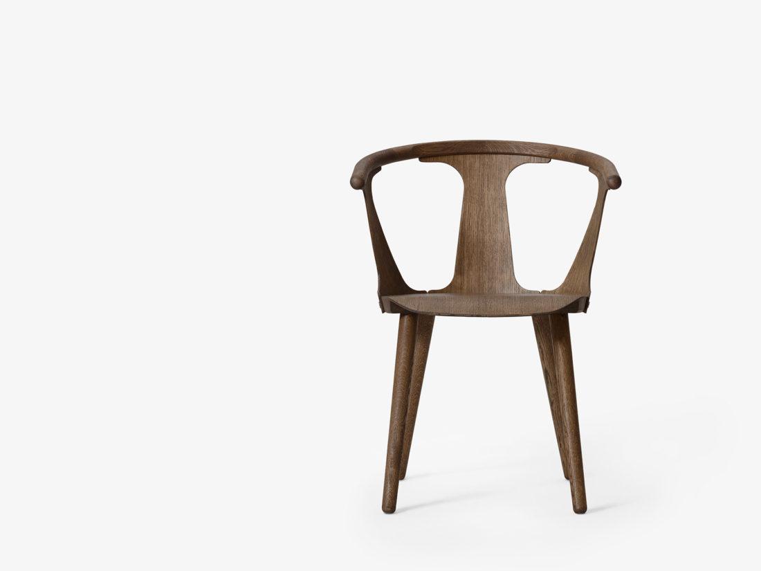 IN BETWEEN Chair SK1, Smoked Oak