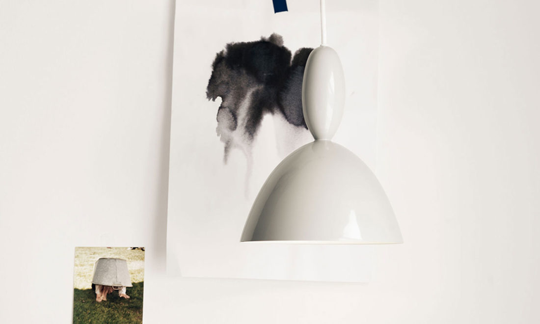 MHY Pendant Lamp, Rose