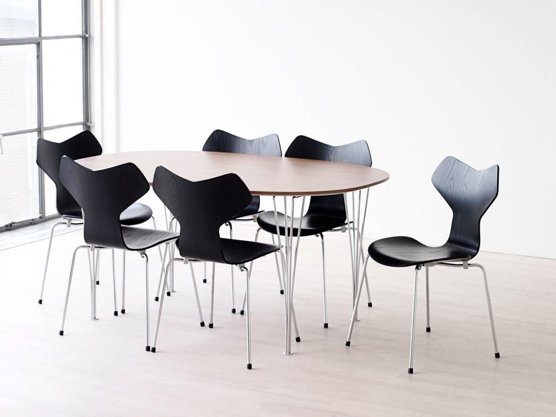 GRAND PRIX™ 3130 Chair, Coloured Ash