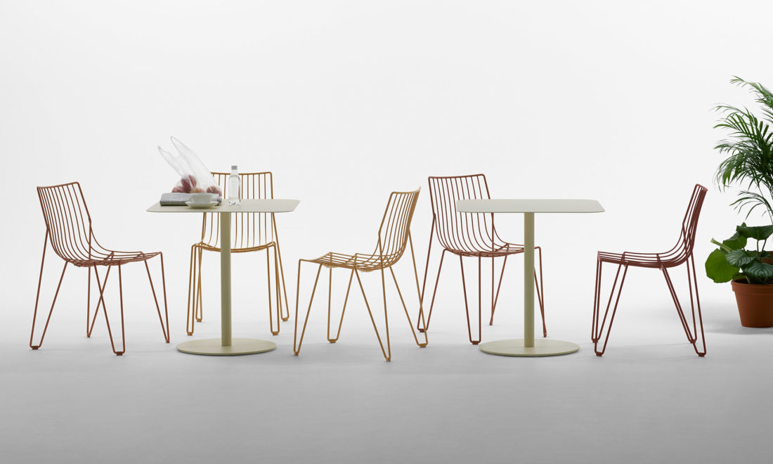 TIO Chair, Stone Grey