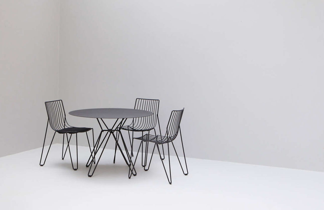 TIO Dining Table Round, Large