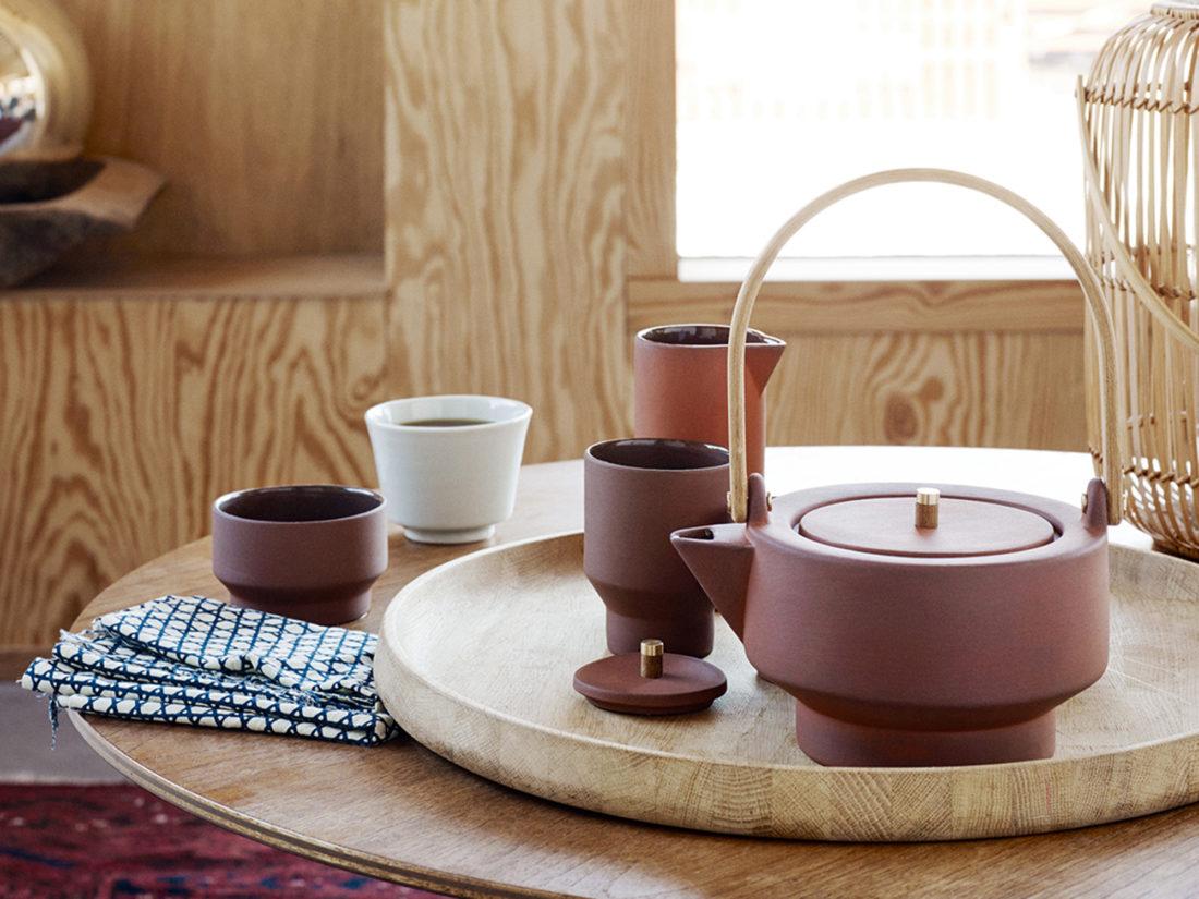 Edge Teapot