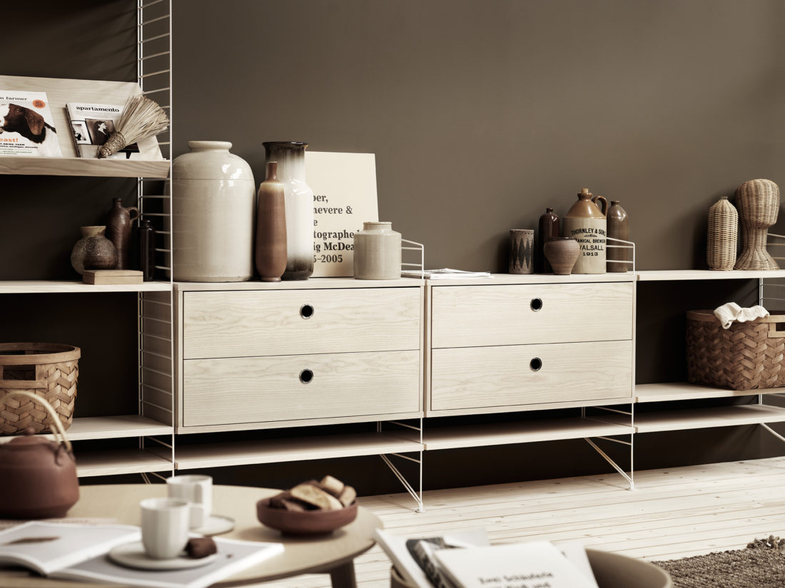 STRING Chest of Drawers
