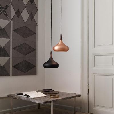 ORIENT Pendant Lamp P1, Black