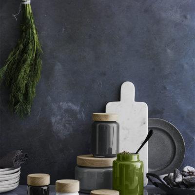 PALET Jar 70cl, Dark Grey