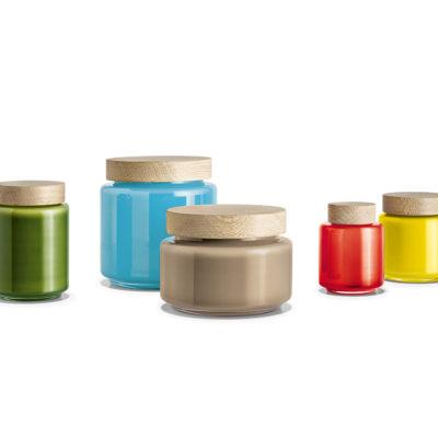 PALET Jar 1.2l, Light Grey