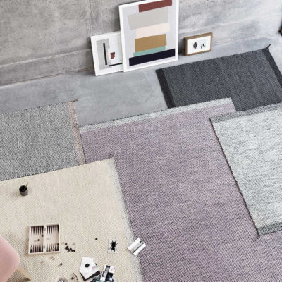 PLY RUG, Dark Grey