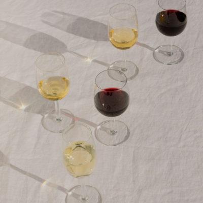 RAAMI White Wine Glass Set of 2