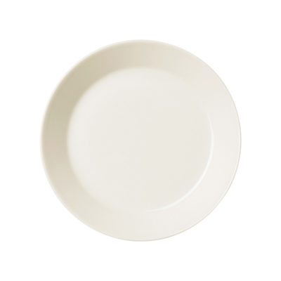 TEEMA Plate, White