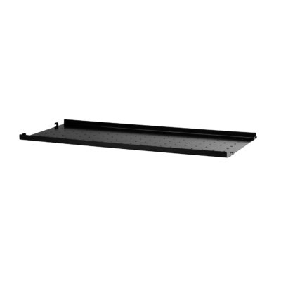 STRING Metal Shelves Low Edge, 78x30cm