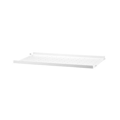 STRING Metal Shelves Low Edge, 58x30cm
