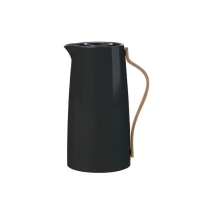 EMMA Coffee Vacuum Jug, Black