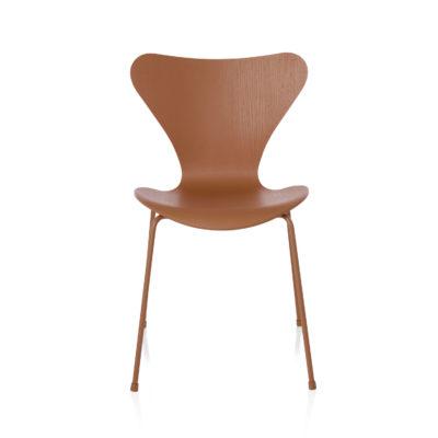 SERIES 7™ 3107 Chair, Monochrome, Coloured Ash