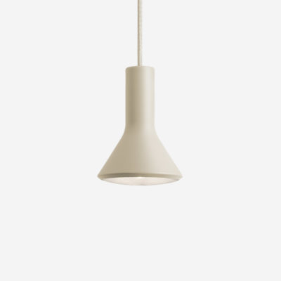 PAR Pendant Lamp, Ivory