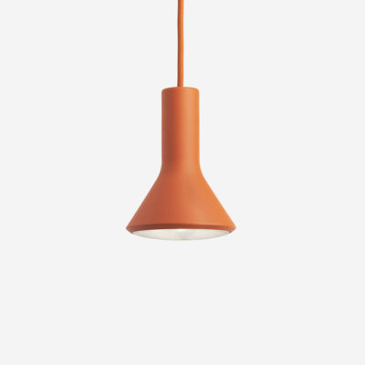 PAR Pendant Lamp, Orange