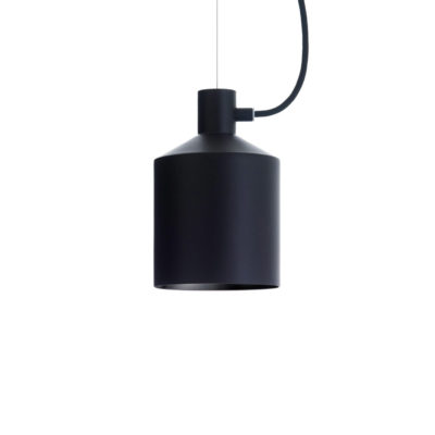 SILO Pendant Lamp, Black