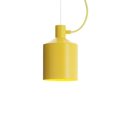 SILO Pendant Lamp, Yellow