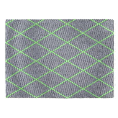 DOT Carpet, Electric Green