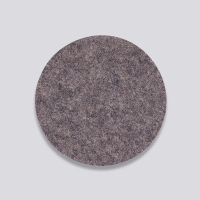 FELT Coaster, Dark Grey