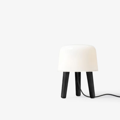 MILK Lamp, Black
