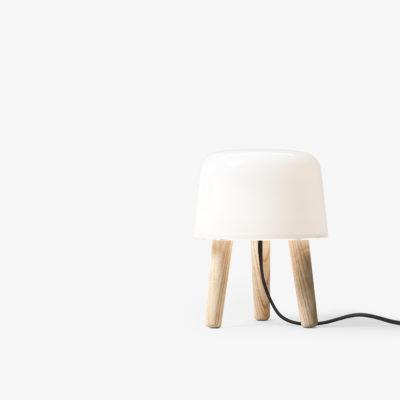 MILK Lamp, Ash