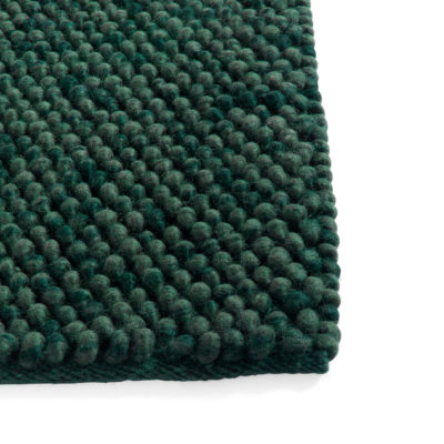 PEAS Carpet, Dark Green