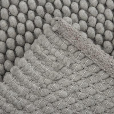 PEAS Carpet, Medium Grey