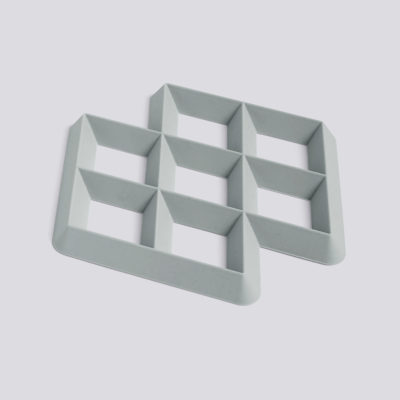 RHOM Trivet, Light Grey