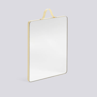 RUBAN Mirror M, Pale Yellow