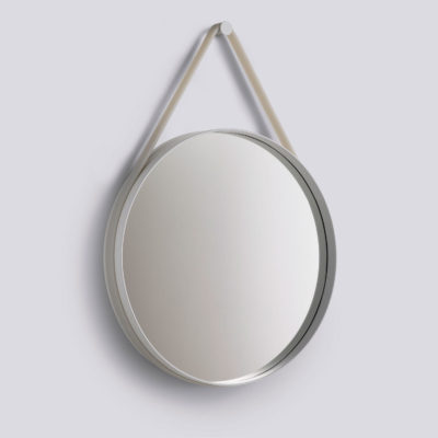 STRAP 50 Mirror, Grey