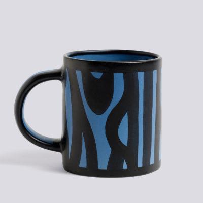 WOOD Mug, Blue