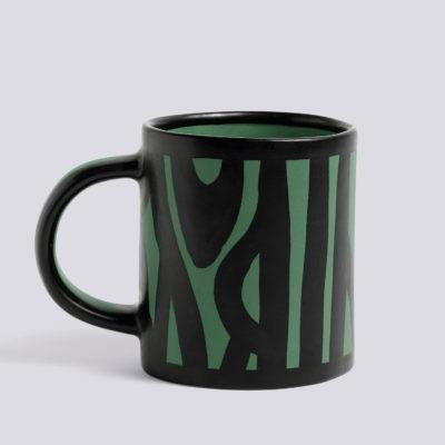 WOOD Mug, Green
