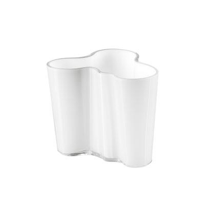 ALVAR AALTO Vase 95mm, White
