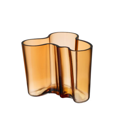 ALVAR AALTO Vase 120mm, Desert