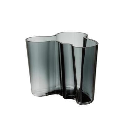 ALVAR AALTO Vase 120mm, Grey