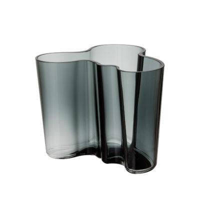 ALVAR AALTO Vase 160mm, Grey