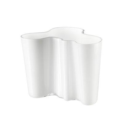ALVAR AALTO Vase 160mm, White