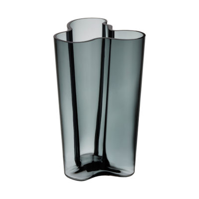 ALVAR AALTO Vase 251mm, Grey