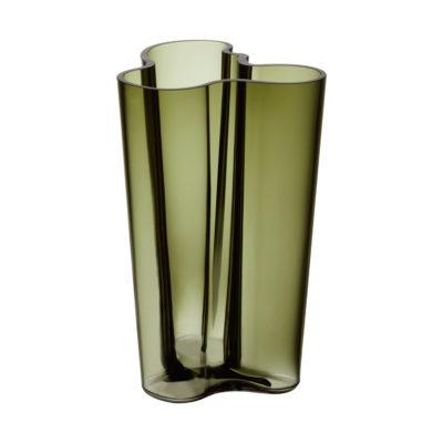 ALVAR AALTO Vase 251mm, Moss Green