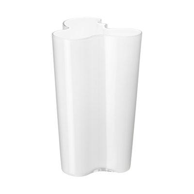 ALVAR AALTO Vase 251mm, White