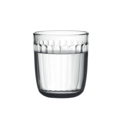 RAAMI Tumbler Set of 2, Clear