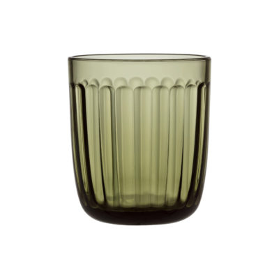 RAAMI Tumbler Set of 2, Moss Green