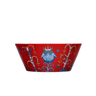 TAIKA Bowl 0,6L, Red