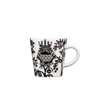 TAIKA Espresso Cup, Black
