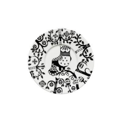 TAIKA Saucer 15 cm, Black