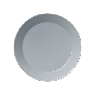 TEEMA Plate, Grey