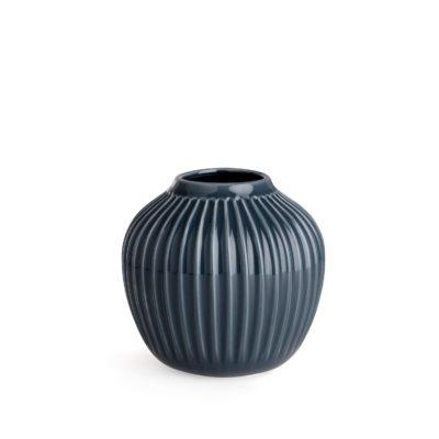 HAMMERSHOI Vase H125 ANTHRACITE