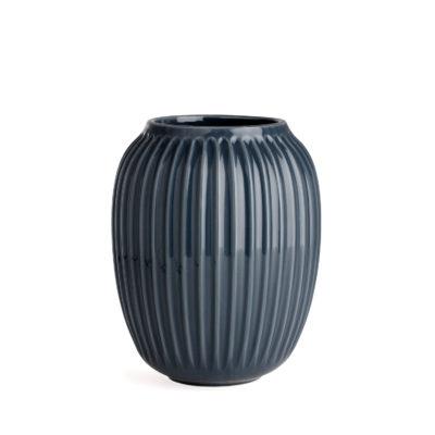 HAMMERSHOI Vase H200 ANTHRACITE