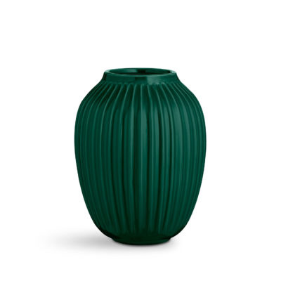 HAMMERSHOI Vase H250 GREEN